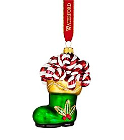Waterford® Santa's Boot Ornament