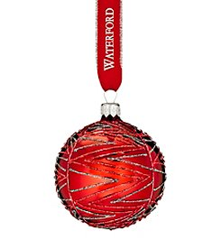 Waterford® Dunmore Ball Ornament