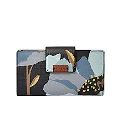 Fossil® Emma RFID PVC Tab Clutch