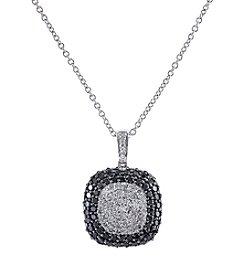 Effy® 2.02 Ct. T.W. Diamond Pendant In 14K White Gold