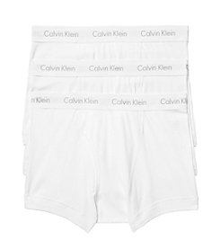 Calvin Klein Men's 3-Pack Cotton Classics Boxerbriefs
