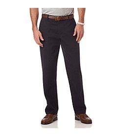 Chaps® Men's Flat Front Pants