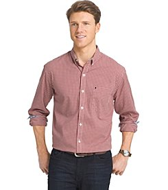 Izod® Men's Advantage Long Sleeve Button Down Shirt