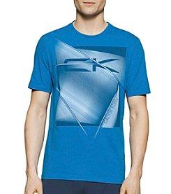 Calvin Klein Men's Shattered Box Short Sleeve Tee