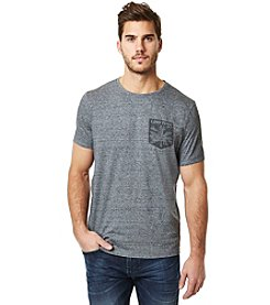 Buffalo by David Bitton Men's Nilovar Short Sleeve Tee