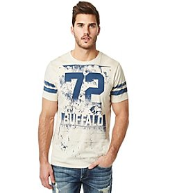 Buffalo by David Bitton Men's Nitrik Short Sleeve Tee