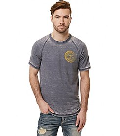 Buffalo by David Bitton Men's Ninzely Short Sleeve Raglan Tee