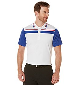 PGA TOUR® Men's Stacked Colorblock Polo