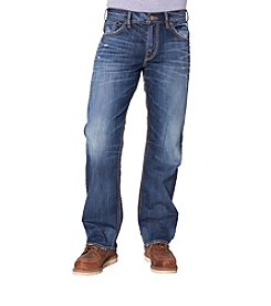 Silver Jeans Co. Men's Gordie Loose Fit Jeans