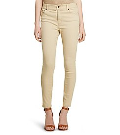 Lauren Jeans Co.® Premier Skinny Ankle Jeans