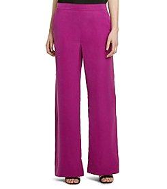 Lauren Jeans Co.® Charmeuse Wide-Leg Pants