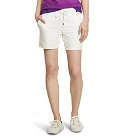 Lauren Active® Stretch Cotton Shorts