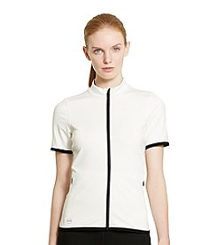 Lauren Active® Short-Sleeve Jersey Jacket