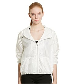 Lauren Active® Hooded Ripstop Jacket