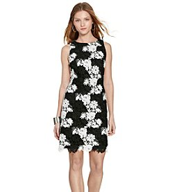 Lauren Ralph Lauren® Lace Sheath Dress