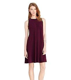 Lauren Ralph Lauren® Jersey A-Line Dress
