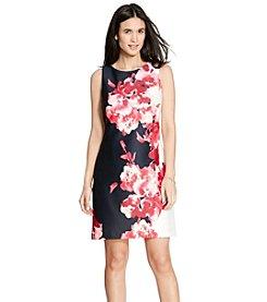 Lauren Ralph Lauren® Floral Ponte Dress