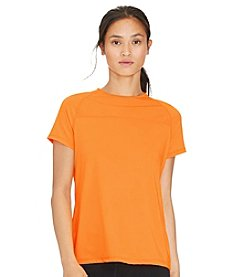 Lauren Active⪚ Stretch-Jersey Active Shirt