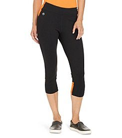 Lauren Active® Stretch-Jersey Active Pants