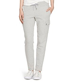 Lauren Active® French Terry Cargo Pants