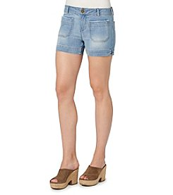 Democracy Front Pocket Short Shorts