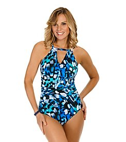 Trimshaper® West Coast Lady Sara Tank One-Piece