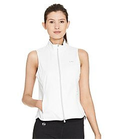 Lauren Active® Full-Zip Mockneck Vest