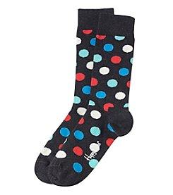 Happy Socks® Men's Combo Dot Dress Socks