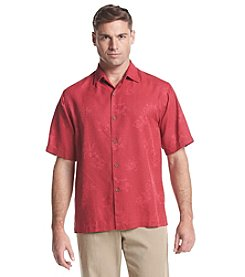 Tommy Bahama® Men's Short Sleeve Button Down Aloha Floral Camp Shirt