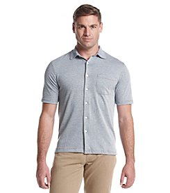 Weatherproof Vintage® Men's Short Sleeve Button Down Tee