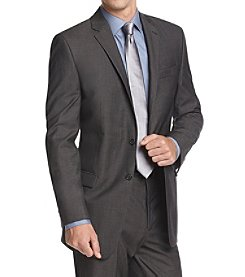 Calvin Klein Men's Gray Suit Separates Jacket