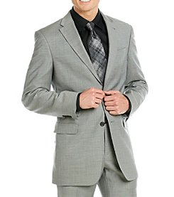 Tommy Hilfiger® Men's Grey Sharkskin Suit Separates Jacket