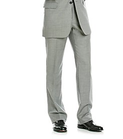 Tommy Hilfiger® Men's Grey Sharkskin Suit Separates Pants