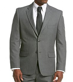 John Bartlett Statements Men's Gray Suit Separates Jacket