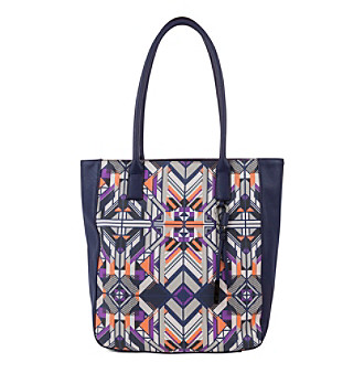 Kenneth Cole REACTION® Geometrix Slide Tote