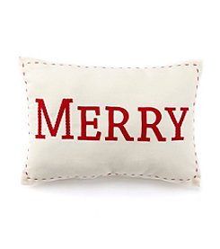 LivingQuarters Merry Pillow