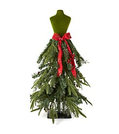 LivingQuarters Greenhouse Collection Dress Form Tree