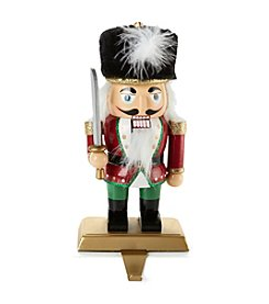 LivingQuarters Soldier Stocking Holder