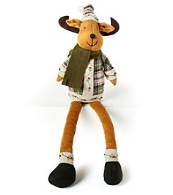 LivingQuarters Reindeer Plush