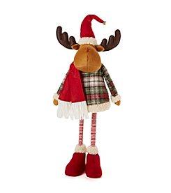 LivingQuarters Reindeer Girl Plush