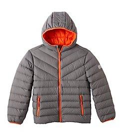 32 Degrees by Weatherproof® Boys' 8-20 Packable Down Jacket