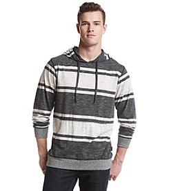 Ocean Current® Men's Wolf Streaky Long Sleeve Jersey Hooded Shirt
