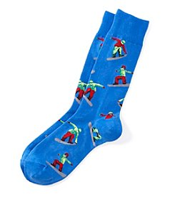 Hot Sox® Men's Snowboard Dress Socks