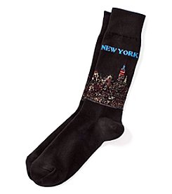 Hot Sox® Men's New York Dress Socks