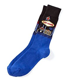 Hot Sox® Men's Las Vegas Dress Socks