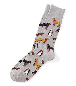 Hot Sox® Men's Dogs Dress Socks
