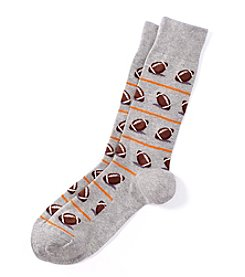 Hot Sox® Men's Football Dress Socks