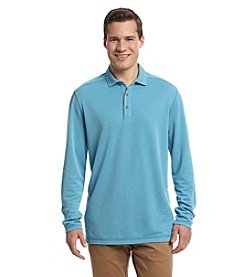 Paradise Collection® Men's Long Sleeve Polo Shirt