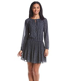 MICHAEL Michael Kors® Paisley Peasant Dress