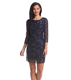 Adrianna Papell® Beaded Cocktail Dress